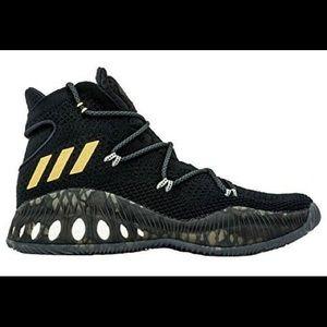 ADIDAS SM Boost Gauntlet Shoe NBA Basketball Shoe